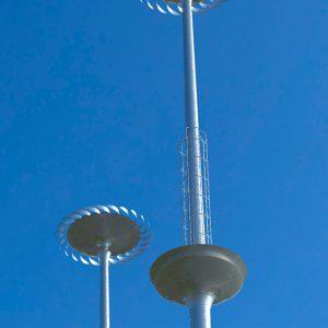 Luminária Pública Auto-sustentável