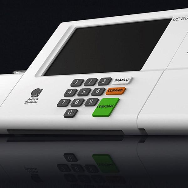 Brazilian Voting Machine