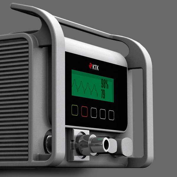 Portable Lung Ventilator